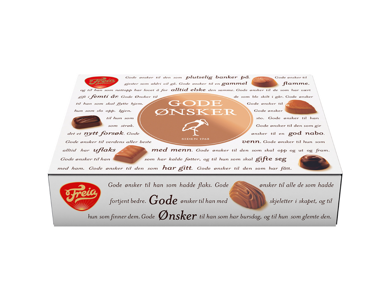 Gode Ønsker (Norwegian Assorted Chocolates)