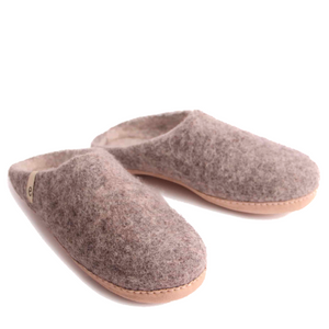 Egos Slippers - Grey