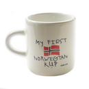 Heritage Mug - My First Norwegian Kup