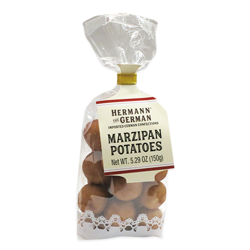 Marzipan Potatoes