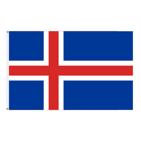 Icelandic Outdoor Flag - Nylon