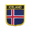 Shield Patch - Iceland