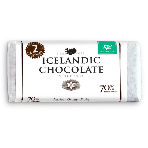 Icelandic Chocolate, Mint
