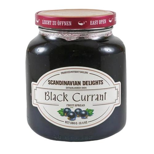 Black Currant Spread