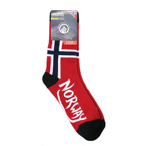 Rokk of Norway Socks, 2 for 1!