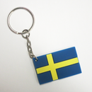 "Keychain ""Swedish Flag B"""