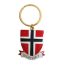 Keychain - Norway