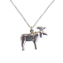 Moose Necklace (Swedish)