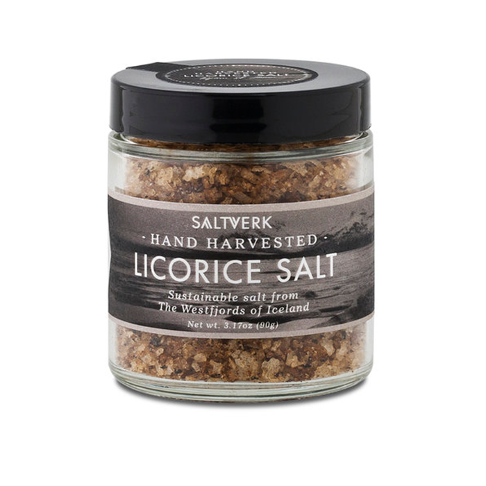 Licorice Salt