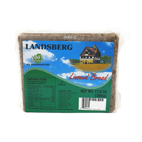 Linseed Bread (17.6oz)
