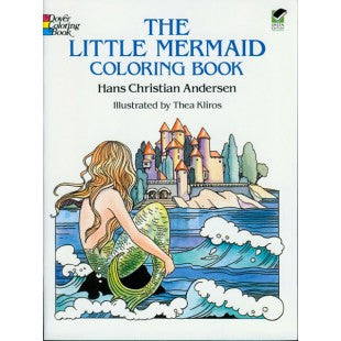 Little Mermaid (Coloring Book)