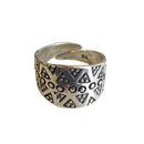 Sterling Silver Viking Ring (Handmade)