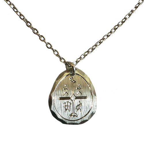 Sami Characters Necklace (Swedish)