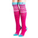 Marius Pink, Knee High Knit Socks