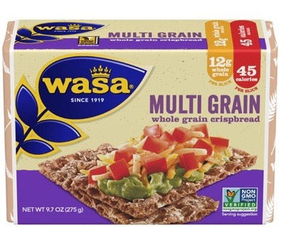 Multi Grain, Crispbread (8.8oz)