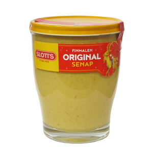 Regular Mustard (Sweden) 10.3 oz