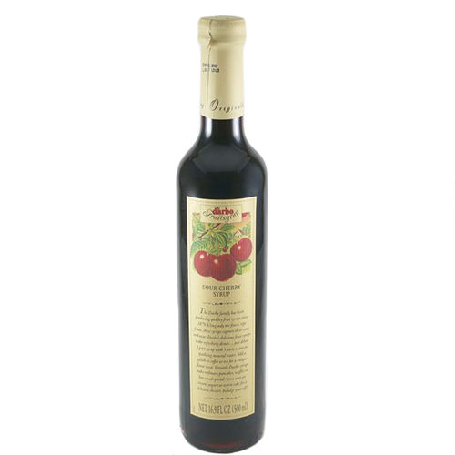 D'arbo Fruit Syrup - 16.9 fl oz