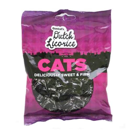Dutch Licorice Cats
