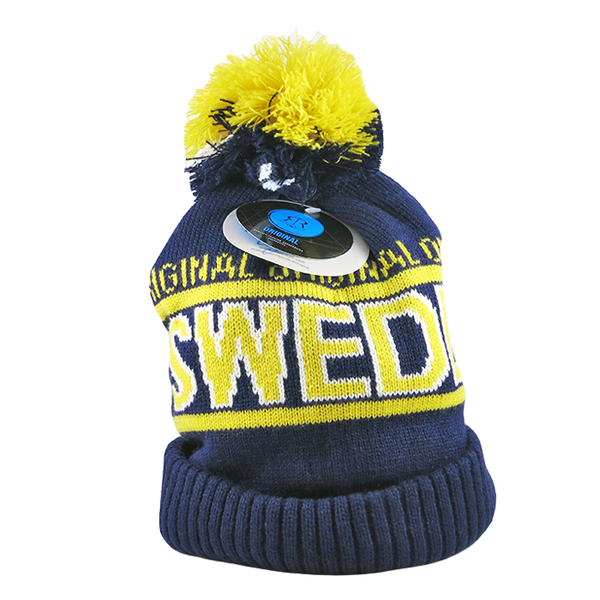 Knit Cap - Sweden