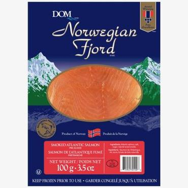 Smoked Salmon from Norway (3 Sizes)