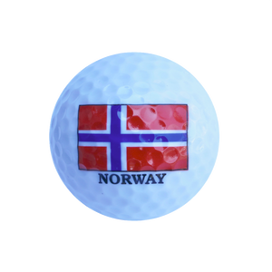Golf Ball - Norway