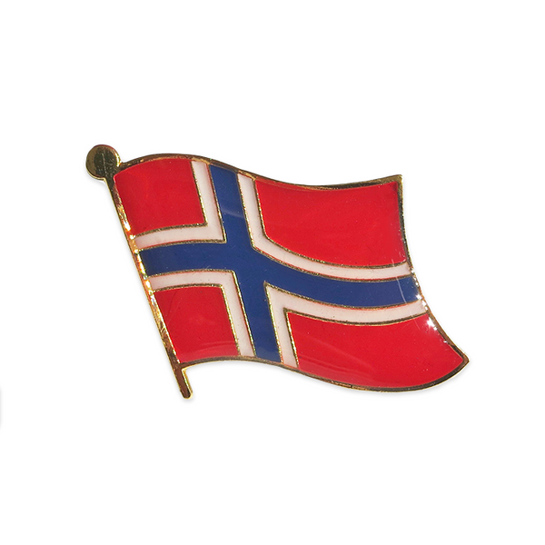 Norwegian Lapel Pin
