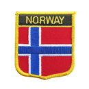 Shield Patch - Norway