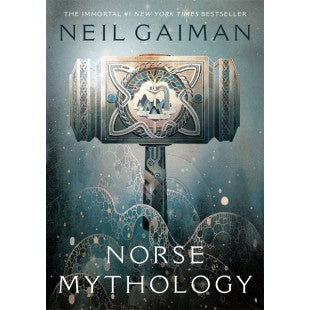 Norse Mythology (paperback) by Neil Gaiman