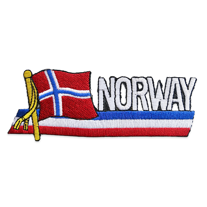 Strip Patch - Norway