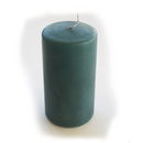 "Hygge Pillar Candle, 6"" Tall (4 Different Colors!)"