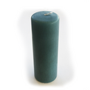 "Hygge Pillar Candle, 8"" Tall (4 Different Colors!)"