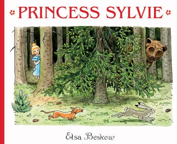 Princess Sylvie, by Elsa Beskow