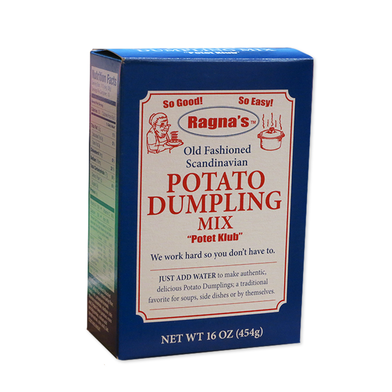Old Fashioned Potato Dumpling Mix
