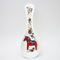 Porcelain Spoon Rest - Red Dala Horse