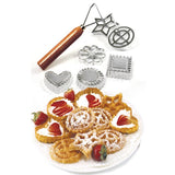 Rosette & Timbale Set (7 Piece) by NorPro