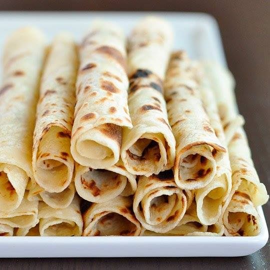 Potato Lefse, 3 Rounds Per Pack (Perishable)