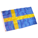 Swedish Flag - Nylon Material (Outdoor Use)