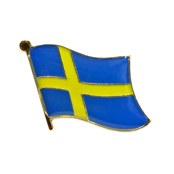 Swedish Lapel Pin