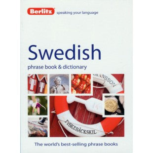 Swedish Phrase Book