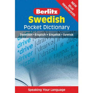 Swedish Pocket Dictionary