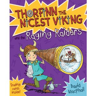 Thorfinn the Nicest Viking, and the Raging Raiders