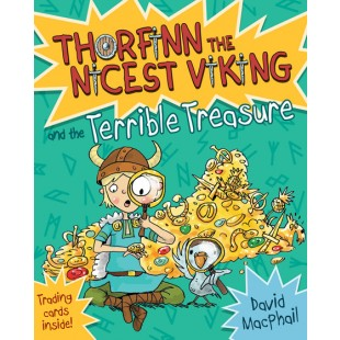 Thorfinn the Nicest Viking and the Terrible Treasure