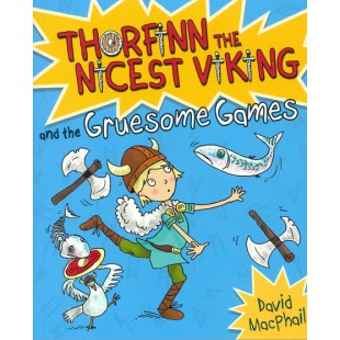 Thorfinn the Nicest Viking, and the Gruesome Games