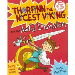 Thorfinn the Nicest Viking and the Awful Invasion