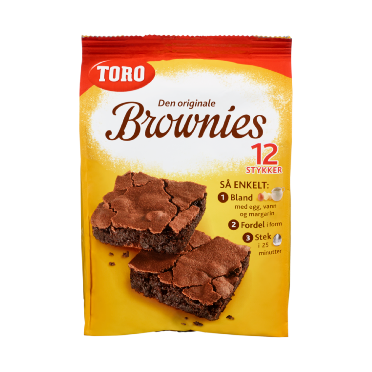 Brownies (Mix) by Toro