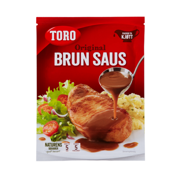 Toro Brown Gravy