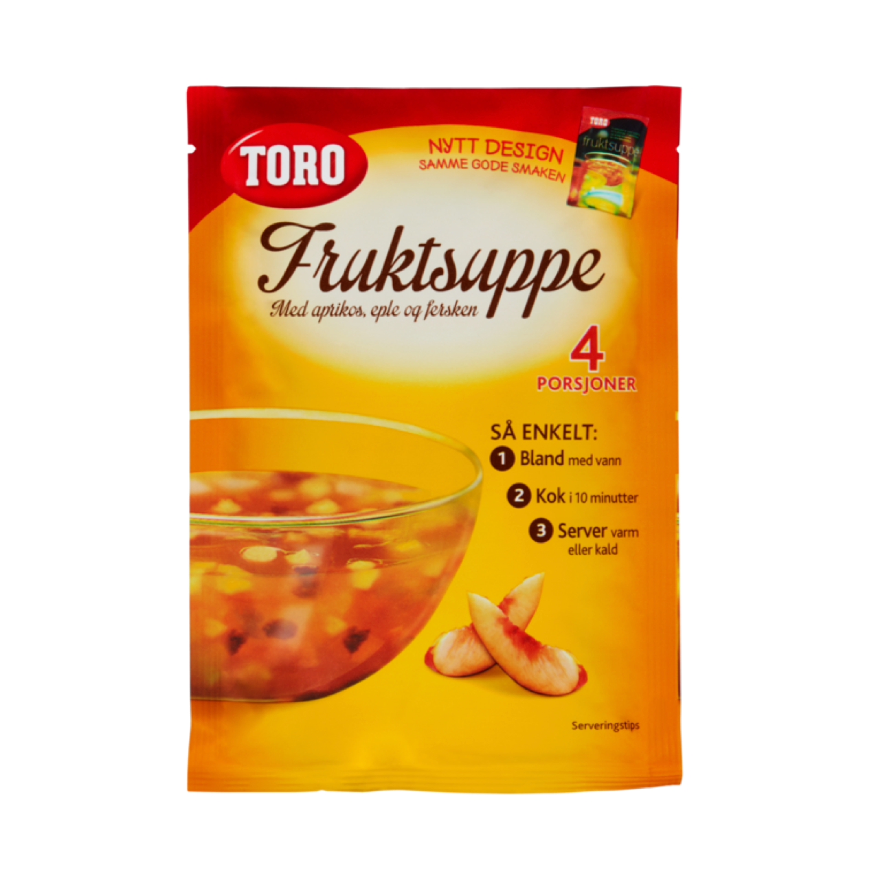 Toro Fruksuppe (Fruit Soup)