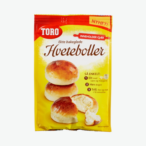 Hveteboller by Toro