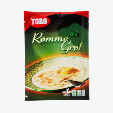 Toro Rommegrot (Sour Cream Porridge)