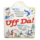"""Uff Da"" Cheese Board"